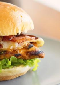 Ungesunder Burger