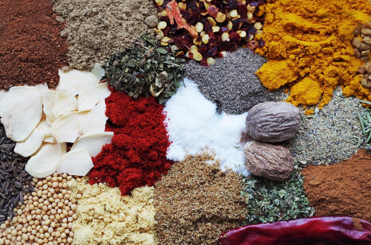 Gesunde Zutaten zur richtigen Ernährung bei chronischer Darmerkrankung