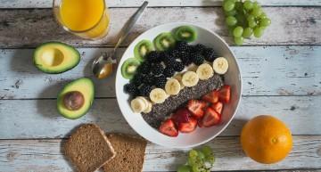 3 Ideen für ein gesundes Frühstück