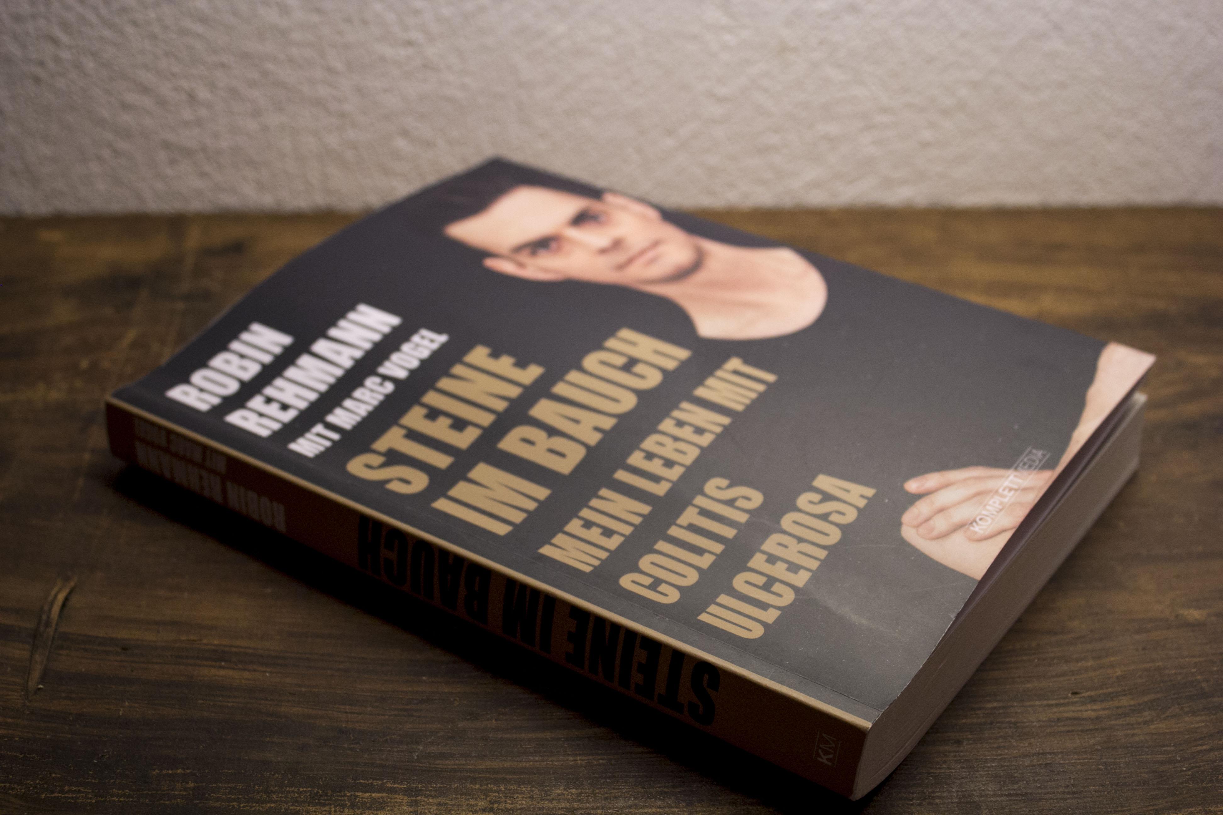 Buch - Steine im Bauch